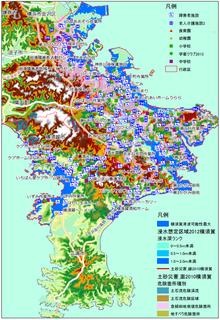東松山 市 ハザード マップ