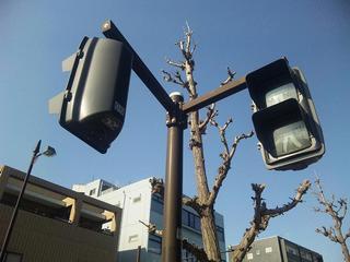 消えた信号横須賀久里浜東北地方太平洋沖地震